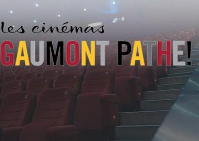 Cinémas Gaumont Pathé