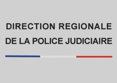 Direction Régionale de la Police Judiciaire