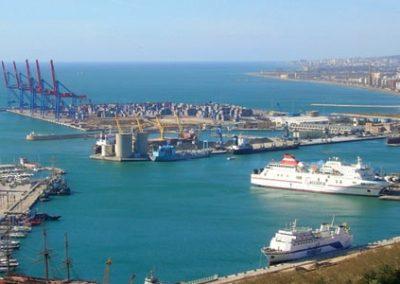 Port du Maroc