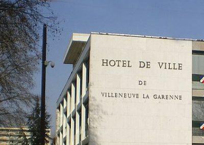 Ville de Villeneuve La Garenne